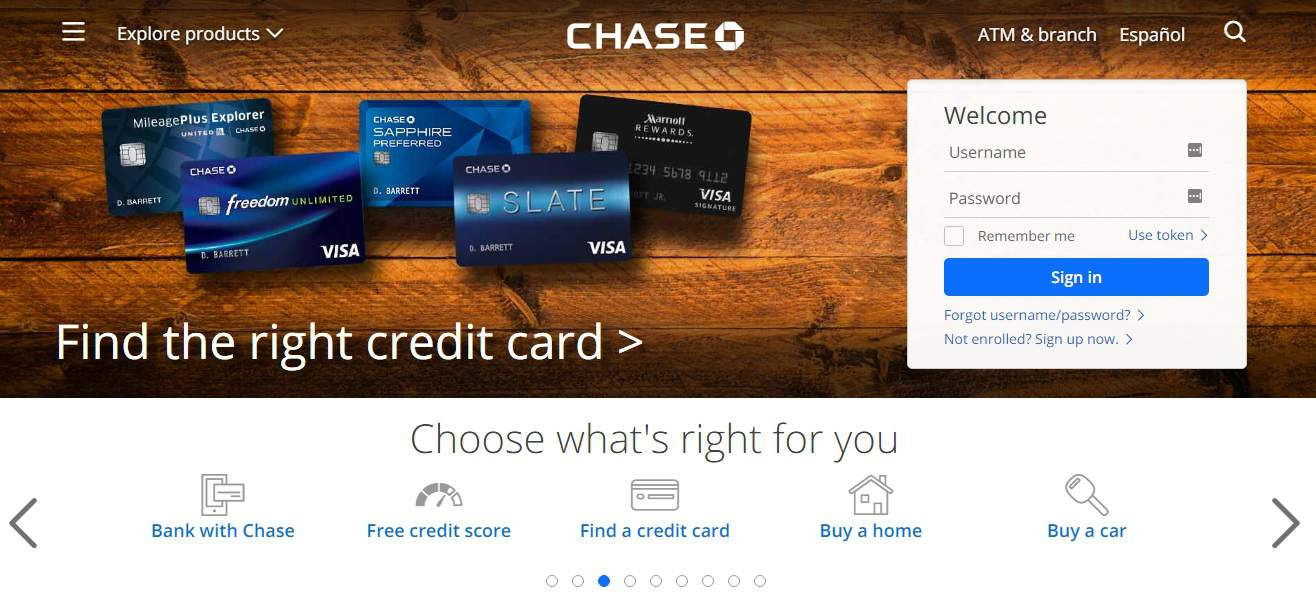 chase online access suspended email