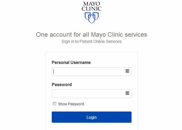 Mayo Clinic Patient Login Guide