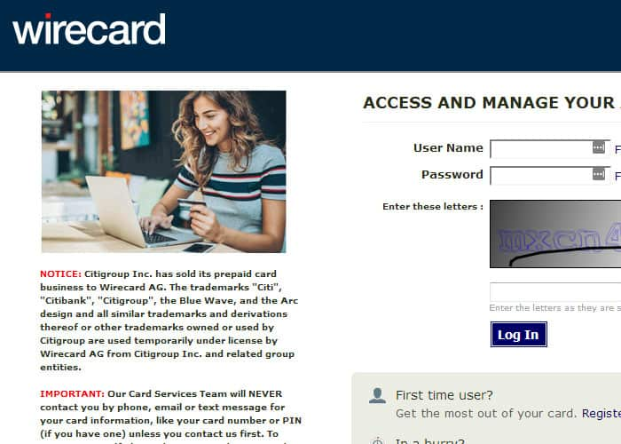 Citibank Prepaid Login >> Citi Prepaid Login At Www Citibank Com Login Wizard
