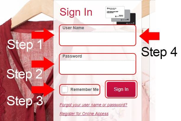 bonton credit card login